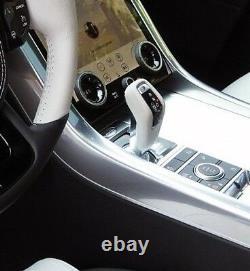 Range Rover Sport Svr L494 2018+ Cirrus Cuir OEM Shift Bouton Assemblage Neuf