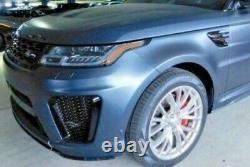 Range Rover Sport Svr L494 OEM 2014-17 Pour 2018+ Avant Fin Conversion Kit