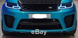 Range Rover Sport Svr L494 Oem 2018+ avant Extrémité Conversion Kit Apprêt Neuf