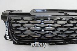 Range Rover Sport Svr Pare Choc Avant Centre Supérieur Grille De Radiateur