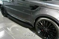 Range Rover Sport à partir de 2014 L494 OEM Style Marche-Pieds + Bordure
