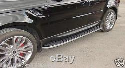 Range Rover Sport à partir de 2014 L494 OEM Style Marche-pieds + Ali bordure