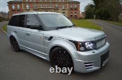 Range Rover Sport non Large Côté Jupes L320 Conversion Tuning