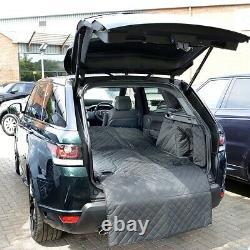 Range Rover Sport sur Mesure Matelassé Imperméable Tapis de Sol Coffre 2021+317