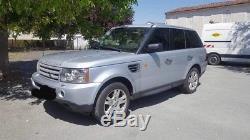Range Rover TDV6 sport