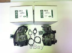Range Rover Vogue & Sport 3.6 TDV8 rh&lh EGR valves-genuine- lr018321 & lr018322