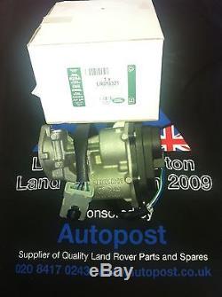 Range Rover Vogue & Sport 3.6 Tdv8 Gaucher Egr Valve Véritable Lr018322