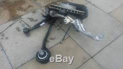Range rover sport L494 DROIT Moyeu Avant bras de suspension Jambe Disque ABS