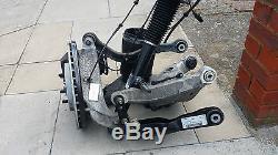 Range rover sport L494 DROIT moyeu arrière bras de suspension dirt flasque &