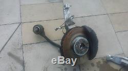 Range rover sport L494 GAUCHE Fron Moyeu bras de suspension Jambe Disque ABS