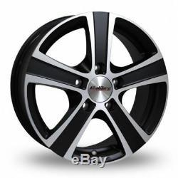 Roues Alliage X 4 17 BMF Route pour Land Range Rover BMW X1 X3 X4 X5 VW T5 T6