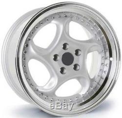 Roues Alliage X 4 18 8.5j Dare F6 pour BMW X1 E84 X3 E83 F25 X4 F26 X5 E53