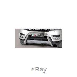 Super Bar Inox D. 76 Land Rover Range Rover Sport 2014- Ce