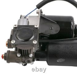 Suspension Compressor pump for Land Rover Discovery 3 & 4 Range Rover Sport NEW