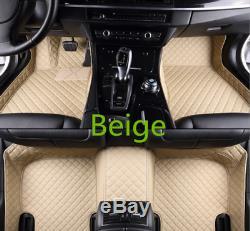 Tapis de sol de voiture pour Land Rover Range Rover Sport & Range Rover Velar