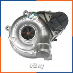 Turbo Chargeur pour LAND ROVER RANGE ROVER SPORT 2.7 TD V6 190 cv 53049880115