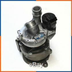 Turbo Chargeur pour LAND ROVER RANGE ROVER SPORT 3.6 TDV8 272cv 5439-988-0064