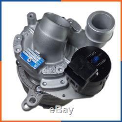 Turbo Turbocompresseur pour LAND ROVER RANGE ROVER SPORT 3.6 TDV8 272 LR021044