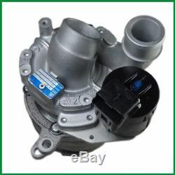 Turbocompresseur pour LAND ROVER 3.6 TDV8 272 cv 54399700112, 54399880063