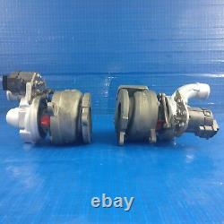 Twin Turbo Land-Rover Range Rover 3,6TD Sport 272PS 54399700112 54399700113