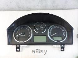 Unité De Contrôle Du Moteur ÉCU Range Rover Sport L320 2.7 TD NNN500750