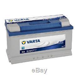 VARTA BLUE dynamic G3 95Ah Premium Batterie de Véhicules Starter Battterie