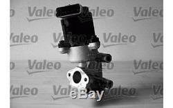 Vanne EGR / AGR pour Peugeot 407 2.7 HDI VALEO