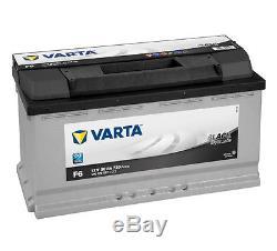 Varta Noir Dynamic Batterie de voiture F6 90Ah démarrage 590122072 NEUF