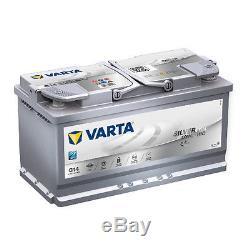 Varta argent dynamique G14 AGM 95AH Start Stop Batterie de voiture 595901085