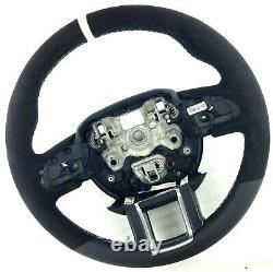Véritable Range Rover Evoque Direction Roue Cuir Et Alcantara, Thicker. 2B