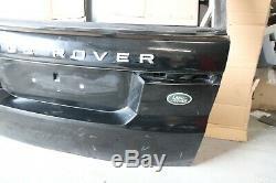 Véritable Range Rover Sport L494 Hayon Vide Santorin Noir N° Fissures ou Dents