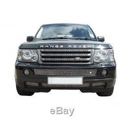 Zunsport Argent Grille Calandre avant Kit pour Range Rover Sport 2006-09
